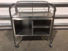 Stainless Steel Bassinet #1, Medical, Healthcare, Infant, Hospital Furniture