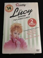 UNOPENED: Lucy Show: 14 Episodes. New!