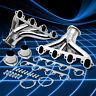 For Ford 385 Big Block 429/460 V8 Stainless Steel Hugger Header Manifold Exhaust