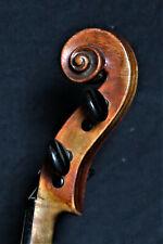 "Sehr alte 4/4 Geige lab.""JANUARIUS GAGLIANO NEAP. 1770"" - Very old violin"