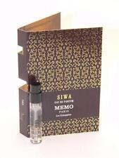 MEMO Siwa Eau De Parfum EDP 2ml Vial Sample Spray With Card