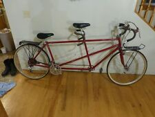 Red Santana Arriva Tandem Bicycle