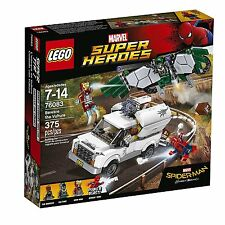 LEGO Marvel Super Heroes - Beware the Vulture Building Set 76083 NEW NIB
