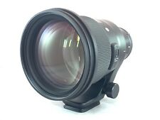 Sigma ART 105mm f/1.4 DG HSM Lens for Sony Mirrorless Cameras - Boxed - JS 059