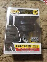 NEW - Funko Pop! - Knight of Ren (Heavy Blade) #335 - Star Wars - FYE Exclusive