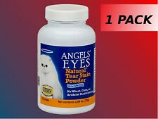 ANGELS EYES NATURAL Dog Tear Stain Powder Remover Angel Eyes FREE SHIPPING 75G