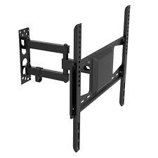 Full Motion TV wall mount bracket for 26 32 37 39 40 42 47 50 55 TV Single Stud