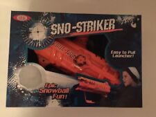 Ideal Sno Striker Snowball Launcher  - Ages 8+