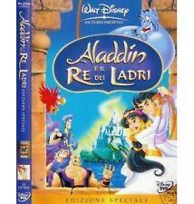 DISNEY DVD Aladdin e il Re dei ladri - fuori catalogo