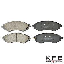 Premium Ceramic Disc Brake Pad FRONT New Set Shims Fits Chevrolet Suzuki KFE1035