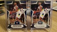 2019-20 Panini Chronicles Rookies & Stars Zion Williamson RC Rookie (Lot of 2)