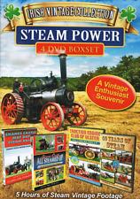 Irish Vintage Collection - Steam Power - 4 DVD Box Set