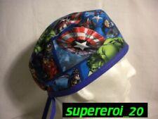 Cuffia chirurgica - Sottocasco - Bandana -Surgical cap - supereroi_20
