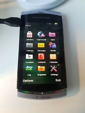 Sony Ericsson U5i Moon Silver (T-Mobile) Mobile Phone good condition