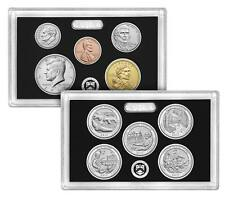 2017-S US MINT Enhanced Uncirculated 10-Coin Set (W/Box & COA)