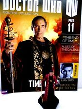 "Eaglemoss Dr Who - ""Rassilon - Time Lord President"" - With Booklet"