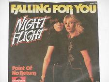 "NIGHTFLIGHT -Falling For You- 7"" 45 Polydor"