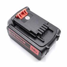 Batterie 4000mAh pour  Black & Decker GWC1800L, GTC1845, STC1820