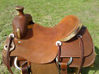 """16"""" Spur Saddlery Ranch Roping Saddle (Made in Texas) Wide Tree"""