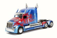 TRANSFORMERS 5 OPTIMUS PRIME JADA 98403/12 1/24 DIECAST CAR