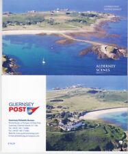 Alderney 2017 Booklet MH 0-25 ** Scenes Ansichten Leuchtturm, Auto, Eisenbahn