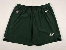 NEW Nike New York Jets - Green Dri-Fit Shorts (4XL)