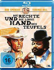 Bud Spencer & Terence Hill LE DROIT ET LA MAIN GAUCHE DES DIABLE BLU-RAY neuf