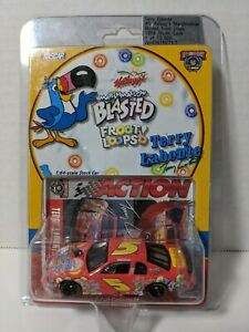 """Action 1:64 scale Die-Cast #5 Terry Labonte """"Froot Loops"""" 1998 Chevy Monte Carlo"""