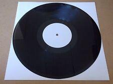 """THE LONG BLONDES Fulwood Babylon white label vinyl 12"""" test pressing Erol Alkan"""