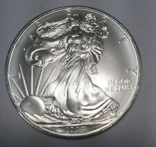 2009  1  oz American Silver Eagle Coins  US Mint (uncirculated)