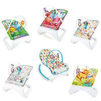 Baby Toddler Rocker Comfortable Bouncer Safe Chair Modern Stylish *Heavy Duty*