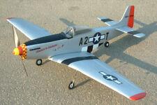 schöne Mustang P51, Fun- Parkflyer, fliegt wie ein Shockflyer