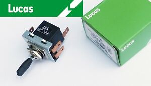 Lucas 31780 On Off Toggle Switch 57SA, 2A9129, for Mini, Morgan Triumph BSA