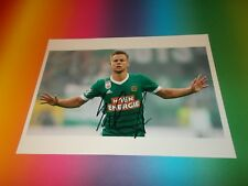 Louis Schaub  1.FC Köln  signed signiert Autogramm auf 20x28 Foto in person