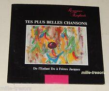 CD Les plus belles CHANSONS - De l'enfant Do à Frères Jacques - LEVITAN S.A.