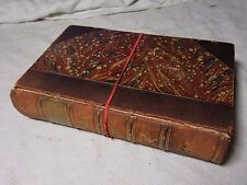 1850 SCOTTISH TOURIST by William H Lizars - Guide to Picturesque Scenery Etc