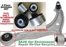 4pcSet Bushings Fit for 2007 2008 09 2010 Honda Odyssey Front Control Lower Arms