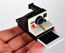 Polaroid Land Cámara Worlds más Molona más Pequeña Juguete Vtg SX70 Mini Onestep