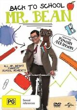 Back To School Mr. Bean / Mr. Bean - The Library / Mr. Bean - The Exam (DVD, 2014)