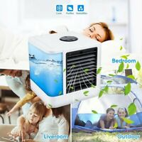 Mini Air Conditioner Water Cool Cooling Fan Artic Air Cooler Humidifier Portable