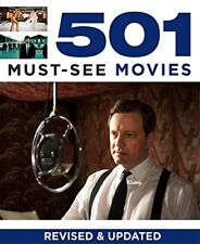 501 Must-See Movies (501 Series) - New Book Bounty