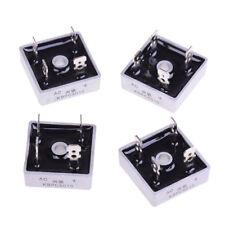 4Pcs bridge rectifier 1ph 50a 1000v 50 amp metal case diode ITH+c