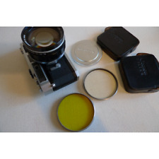 Canon 50mm/0,95 lens with CANON 7 with 2 filters in Mint
