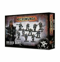 Orlock Gang Games Workshop Warhammer 40K Necromunda  Boxed Set