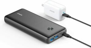 Anker Power Bank, PowerCore III Elite 25600 PD 60W with 65W PD Charger, USB C