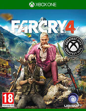 Far Cry 4 Greatest Hits XBOX ONE IT IMPORT UBISOFT