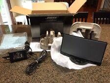 Bose SoundDock Digital Music System Black - Speakers 040250  - UPC 017817392877