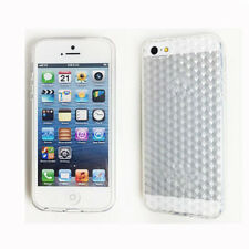 Soft TPU patterned Gel Jelly Protector Case Cover For HTC & Sony Ericsson Models
