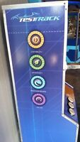 Epcot's Test Track & Mission Space - Two Complete Sets Copper Pressed Pennies