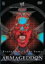 Armageddon: Evolution of The Game - New  - DVD
